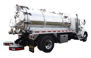 Amthor International Matador ASME/DOT Code Vacuum Tank Truck