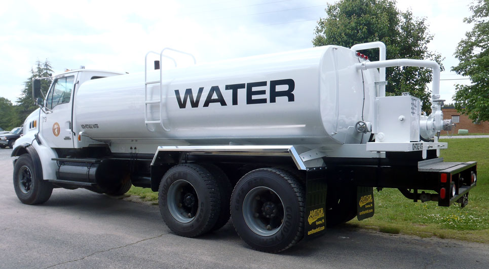 Amthor International Water Tanker