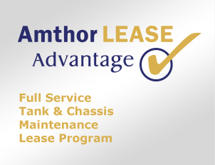 Amthor Lease Advantage: Full Service Tank and Chassis Maintenance Lease Program