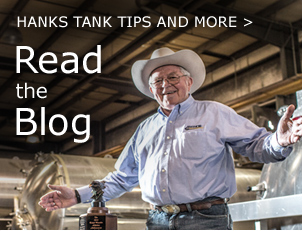 Hank's Tank Tips and More: Read the Blog