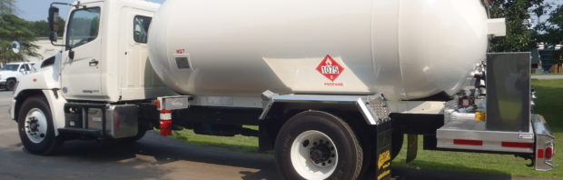 Four Amthor Propane Truck Models to Fit Your Needs