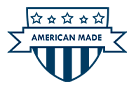 Icon of an American Made symbol