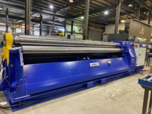 New Machine Increases Efficiency of Tank Production